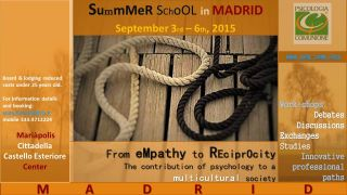 Summer School Madrid 15